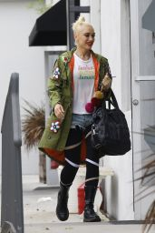 Gwen Stefani - Out in Studio City 06/16/2018