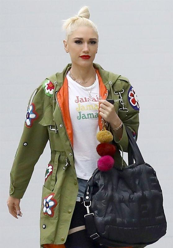 Gwen Stefani - Out in Studio City 06/16/2018