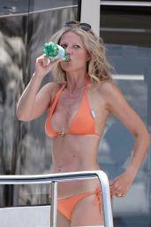 Gwyneth Paltrow in Bikini - With Fiance Brad Falchuk On Holiday in Capri 06/27/2018