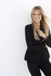 Gwyneth Paltrow - Photoshoot for Frederique Constant (2018)