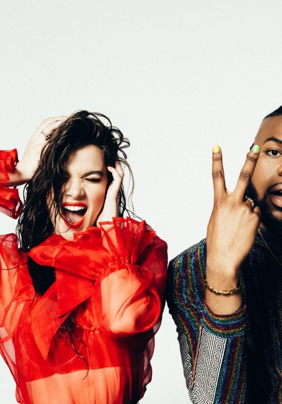"""Hailee Steinfeld - Promo Photoshoot For Her Single """"Colour"""" with MNEK 2018"""