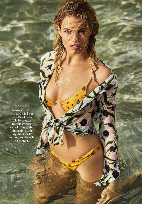 Hailey Clauson - Cosmopolitan June 2018
