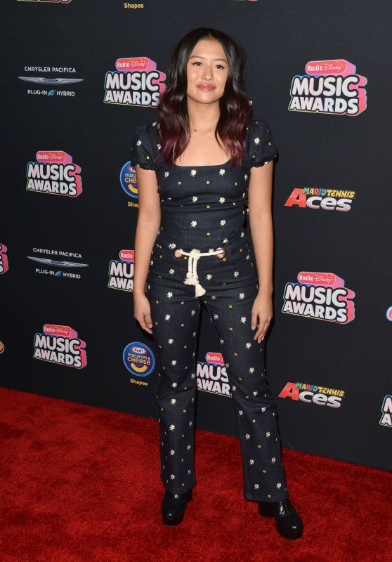 Haley Tju – 2018 Radio Disney Music Awards in LA
