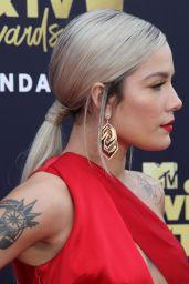 Halsey – 2018 MTV Movie And TV Awards in Santa Monica