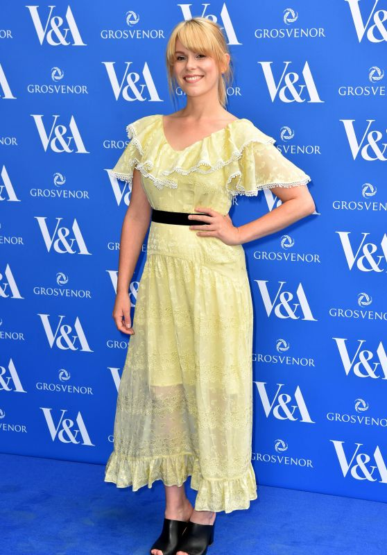 Hannah Arterton – The Victoria and Albert Museum Summer Party in London