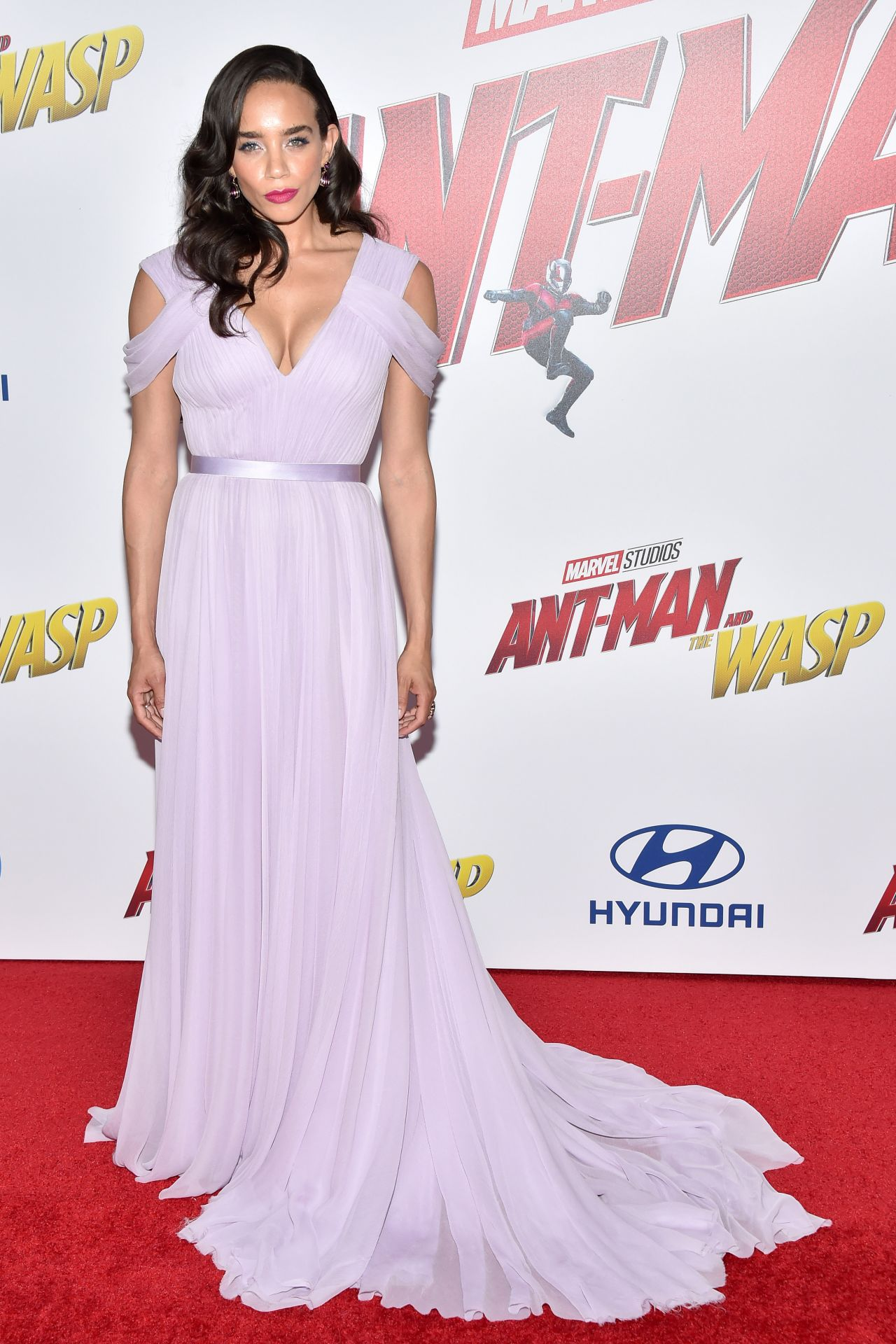 Hannah John Kamen Ant Man And The Wasp Premiere In La