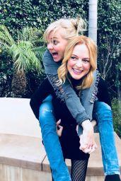Heather Graham - Social Media, June 2018