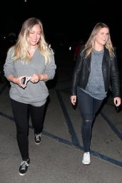 Hilary Duff at the Hollywood Bowl 06/27/2018