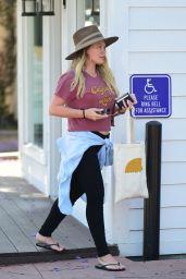 Hilary Duff - Out in LA 06/20/2018