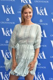 Holly Valance - The Victoria and Albert Museum Summer Party in London
