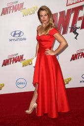 "Ingrid Kleinig – ""Ant-Man and the Wasp"" Premiere in LA"