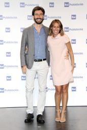 Ingrid Muccitelli – Presentation Palinsesti Rai in Milan 06/27/2018