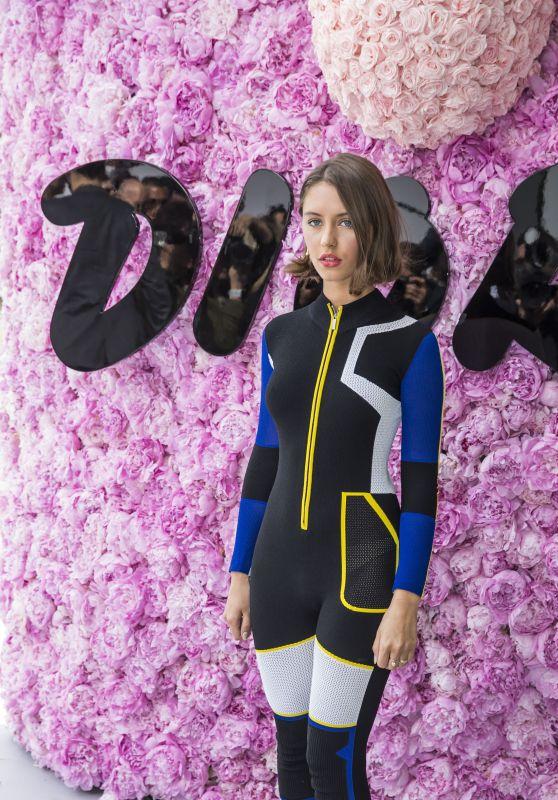 Iris Law – Dior Homme Show SS19 in Paris 06/23/2018