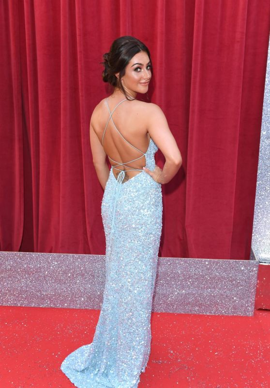 Isabel Hodgins – British Soap Awards 2018 in London