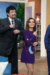 "Isabela Moner - Appears on the ""Despierta America"" TV Show in Miami 06/21/2018"