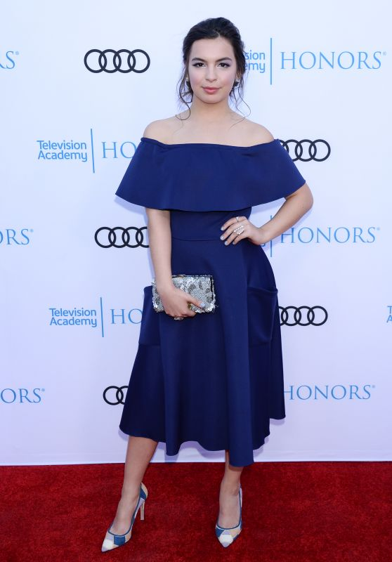 Isabella Gomez – 2018 TV Academy Honors in Hollywood