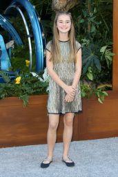 """Isabella Sermon – """"Jurassic World: Fallen Kingdom"""" Premiere in LA"""