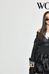 Isabelle Fuhrman – Wolk Morais Collection 7 Fashion Show in LA