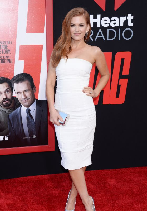 "Isla Fisher – ""Tag"" Premiere in Westwood"