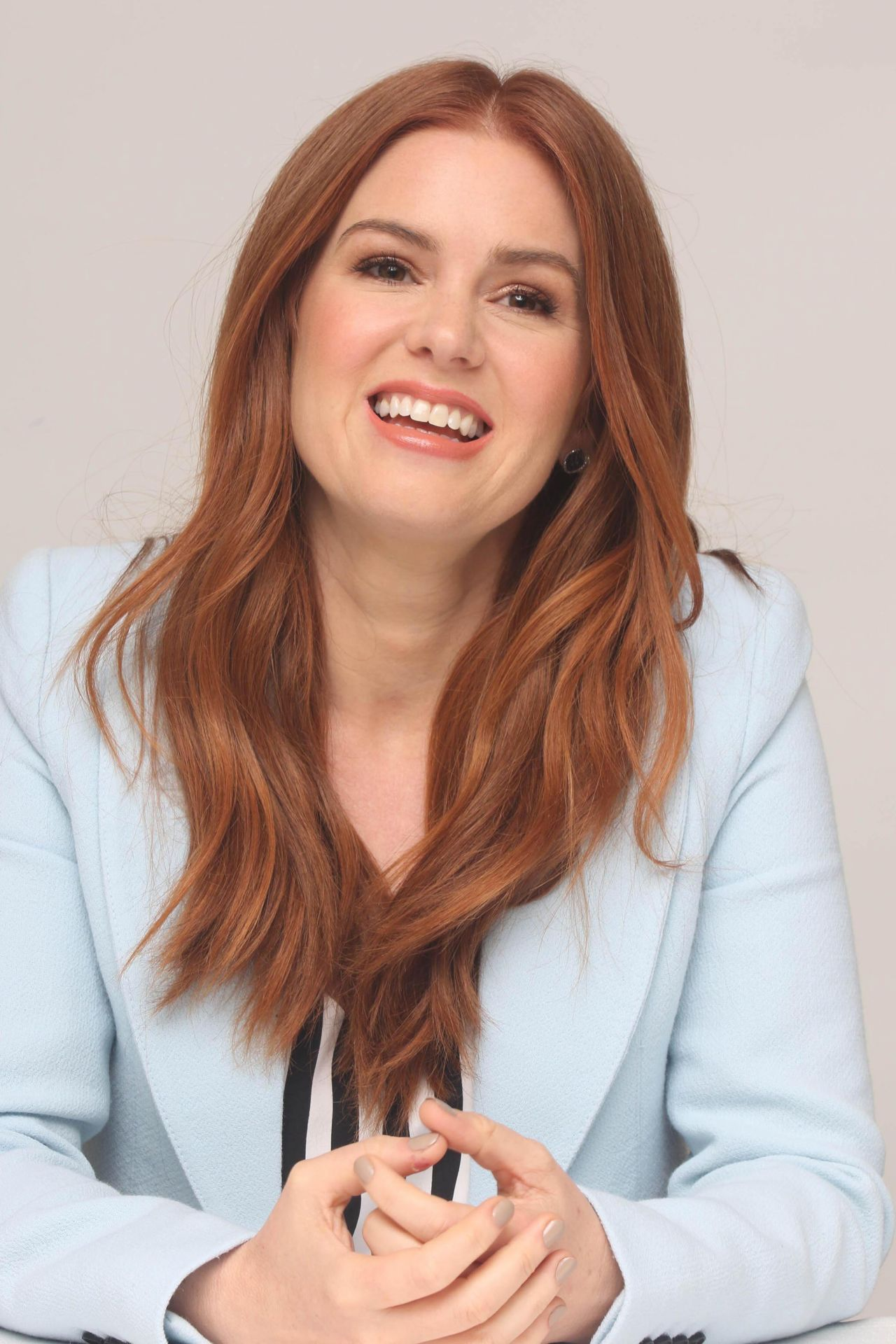 "Isla Fisher - ""Tag"" Press Conference in LA"