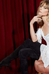 Jaime King - For Love and Lemons Collection 2018