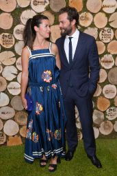 Jamie Dornan – The Horan and Rose Charity Event in Watford
