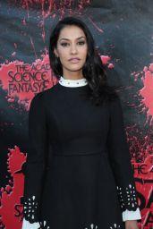 Janina Gavankar – 2018 Saturn Awards in Burbank