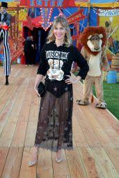 January Jones – Moschino S/S 2019 Menswear And Women's Resort Collection in Burbank