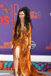 Jasmin Savoy Brown – 2018 BET Awards in Los Angeles