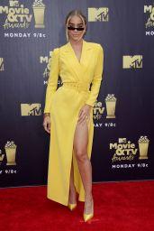 Jasmine Sanders – 2018 MTV Movie And TV Awards in Santa Monica