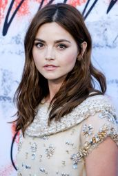 Jenna Coleman – Serpentine Gallery Summer Party in London 06/19/2018