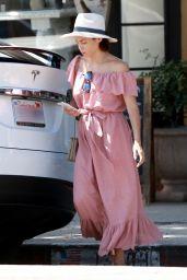 Jenna Dewan - Shopping in Studio City 06/15/2018