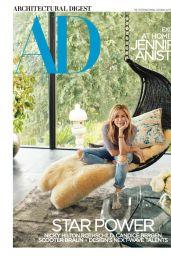Jennifer Aniston - Architectural Digest's March 2018 Photos
