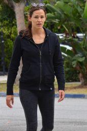 Jennifer Garner - Morning Workout in Santa Monica 06/23/2018