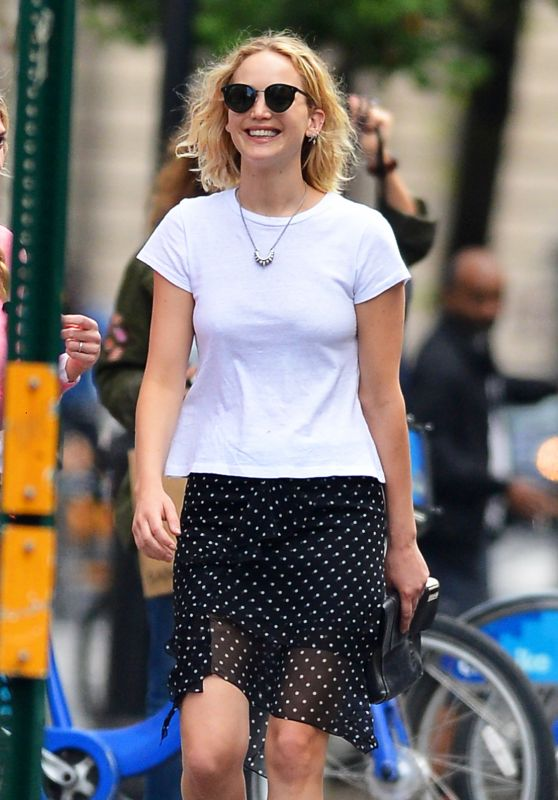 Jennifer Lawrence - Out in New York 06/05/2018