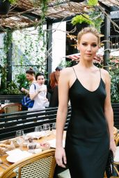 Jennifer Lawrence - The Standard Inaugurates Prune Nourry