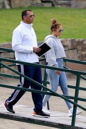 Jennifer Lopez and Alex Rodriguez - Idaho 06/23/2018