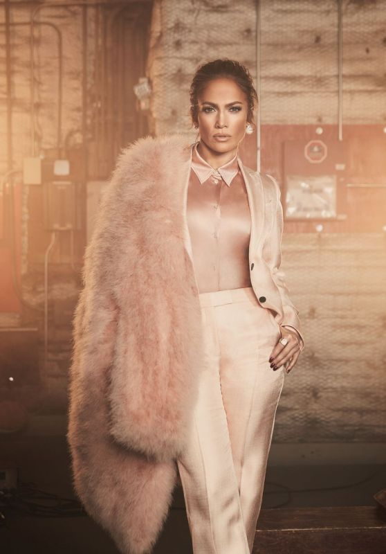 Jennifer Lopez - Emmy Magazine June 2018