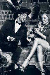Jennifer Lopez - Expensive Pleasure Magazine Russia June 2018
