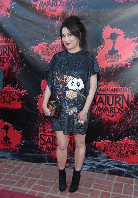 Jennifer Tilly – 2018 Saturn Awards in Burbank