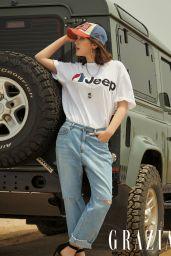 Jeon So Mi - Grazia Magazine June 2018