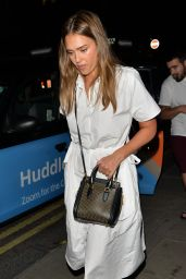 Jessica Alba - Out in London 06/26/2018