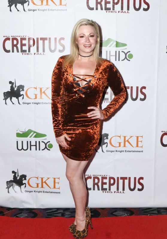 """Jessica Cameron - """"Crepitus"""" World Premiere in Hollywood"""