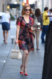 Jessica Chastain - Out in Manhattan 06/26/2018