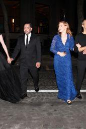 Jessica Chastain - Piaget Event in Paris 06/18/2018
