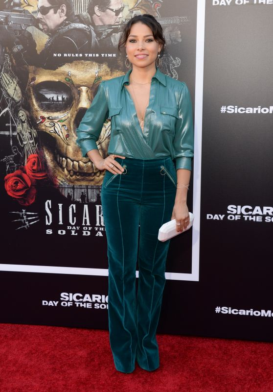 "Jessica Parker – ""Sicario: Day Of The Soldado"" Premiere in LA"