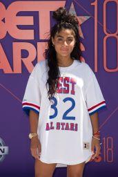 Jessie Reyez – 2018 BET Awards in Los Angeles