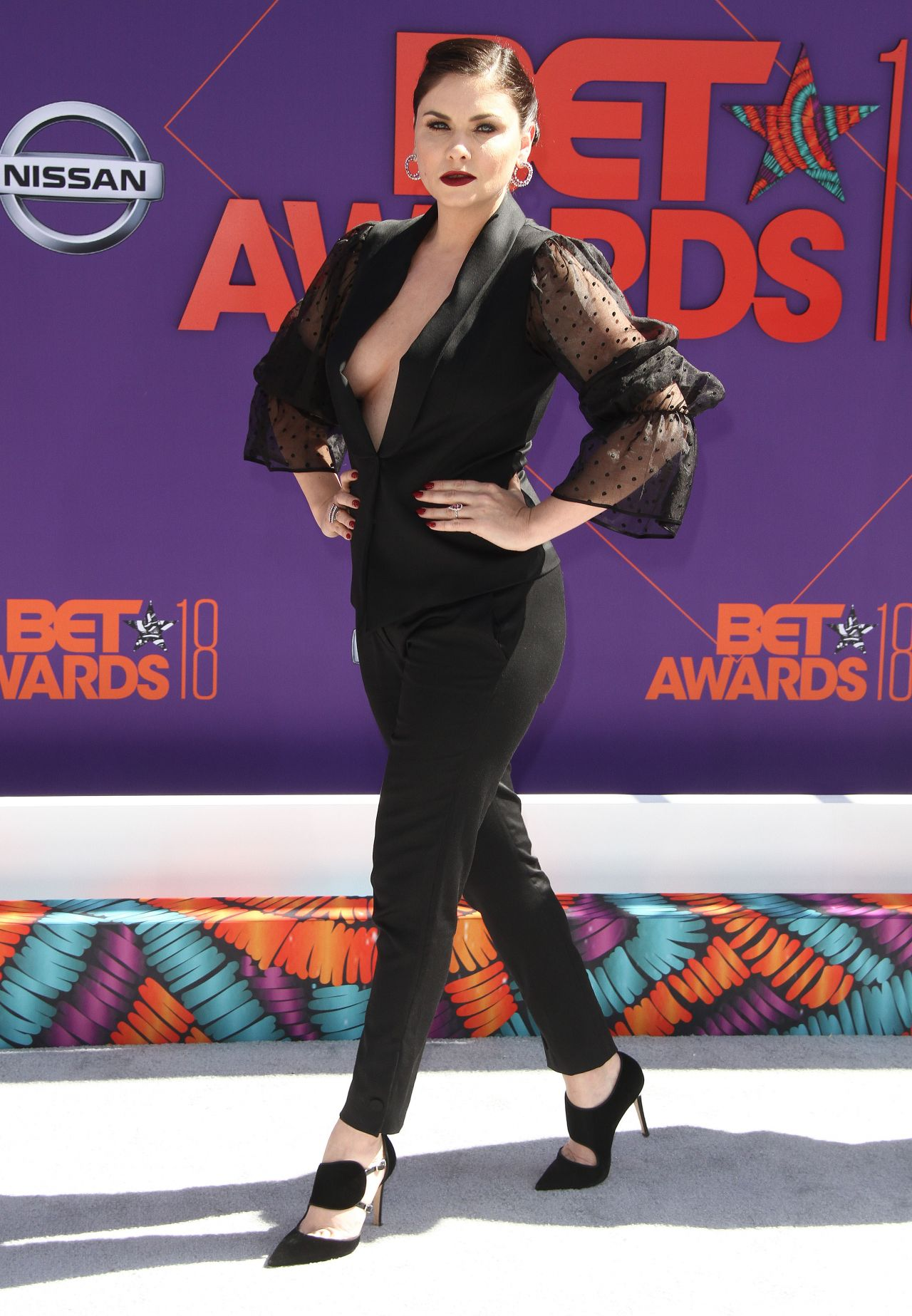 Jodi Lyn O Keefe 2018 Bet Awards In Los Angeles
