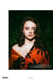 Joey King - Bello Magazine May 2018