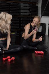 Jordyn Jones - Revlon Fitness Event in LA 06/15/2018